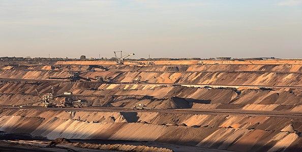 Garzweiler surface mine