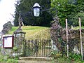 Gate, Donhead St Mary - geograph.org.uk - 1170277.jpg