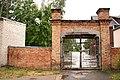 Gate of Ginter manor (Ģintermuiža) - panoramio.jpg