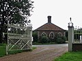 Gatehouse on the corner of The Street - geograph.org.uk - 935494.jpg