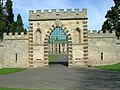 Gateway to Ford Castle - geograph.org.uk - 1254386.jpg