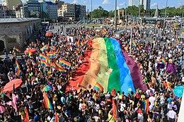 Gay aansluiting in DC