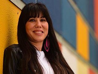 Leah Gazan Canadian politician