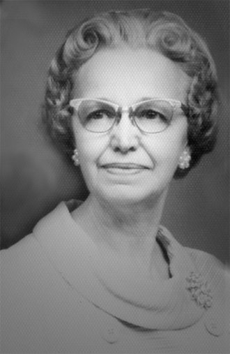 Grace Bilger - Grace Reeve in 1960s, Kansas