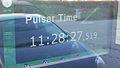 Gdańsk – zegar pulsarowy ekran.JPG