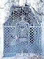 Gellért Hill, iron gate 2016 Budapest.jpg