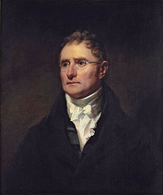 Romanticism in Scotland - George Thomson by Henry Raeburn
