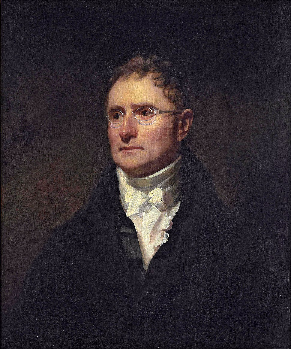 George Thomson (1757–1851) by Henry Raeburn (1756-1823)