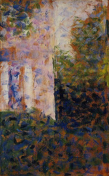 File:Georges Seurat - Corner of a House PC 105.jpg