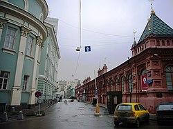индекс улица номер дома государственной думы:
