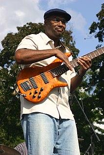 Gerald Veasley American musician