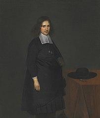 Portrait of a Man (Spinoza?)
