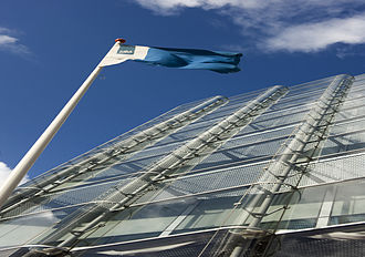 Rijksdienst voor het Cultureel Erfgoed - RCE headquarters, Amersfoort