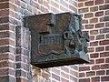 Gevelsteen Hildo Krop, Rijksmonumentnummer 491984, Stadhouderskade 1, foto 7.JPG