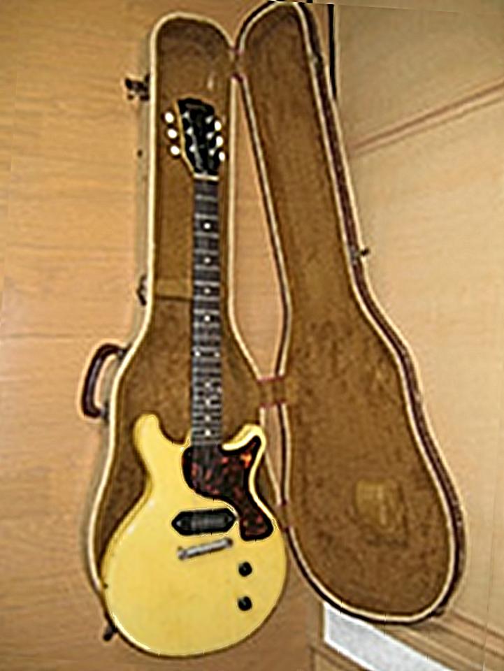 Gibson 59LesPaulJrDC TV