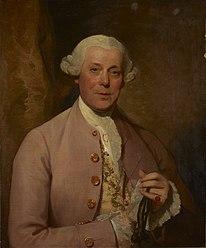 Portrait of Henry Lambert (1738-1813)