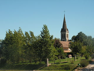 Ginestet Commune in Nouvelle-Aquitaine, France