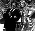 Gino Bramieri and Sylvie Vartan.jpg