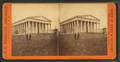 Girard College (rear), from Robert N. Dennis collection of stereoscopic views.png