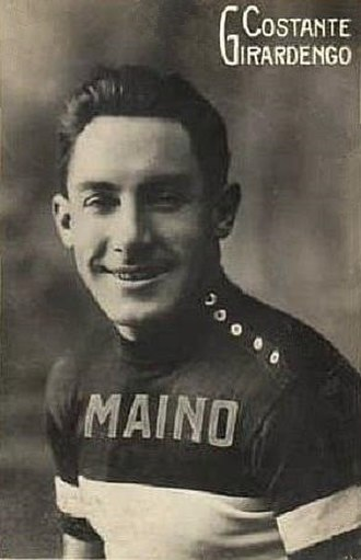 1919 Giro d'Italia - Image: Girardengo