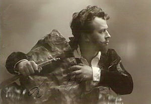 Fiorello Giraud - Fiorello Giraud as Don José in Carmen