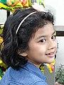 Girl at Raaju's Hill Strawberry Farm - Cameron Highlands - Malaysia (35566015135).jpg
