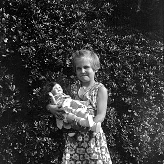 Feminist theory - Girl with doll