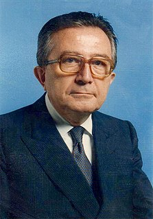 Giulio Andreotti Italian politician