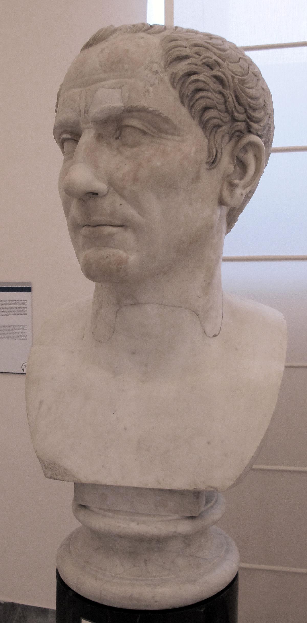 Гай Юлий Цезарь — Википедия