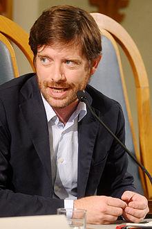 Civati al Festival dell'economia di Trento nel 2014