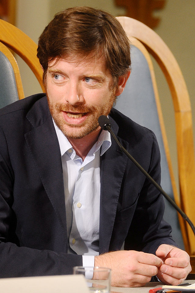 An image portraying Pippo Civati