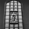 Glas in loodvenster in het bovendeel van het koor - Gouda - 20081863 - RCE.jpg