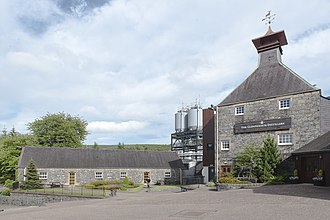 Glenfiddich - Glenfiddich Distillery