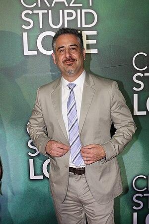 Glenn Ficarra - Glenn Ficarra at the Sydney Crazy, Stupid, Love. premiere in September 2011.