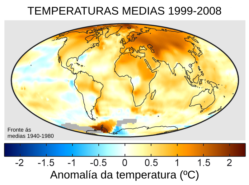 Global Warming Map-gl