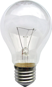 Incandescent light bulb - Wikipedia, the free encyclopedia