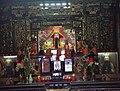 God statues in Jingfu Temple, Taoyuan.jpg