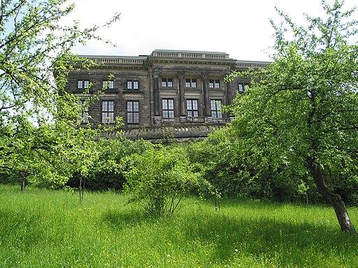 Goethe- & Schiller-Archiv (Westansicht)