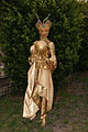 Gold Statues Human Statue Bodyart (8251247053).jpg