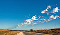 Gone Driveabout 1, Incipient cloud street, Indian Ocean Highway, Western Australia, 24 Oct 2010 - Flickr - PhillipC.jpg