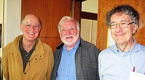 Howard Gardner - Good Project founders. From left: William Damon, Mihaly Csikszentmihalyi, and Gardner
