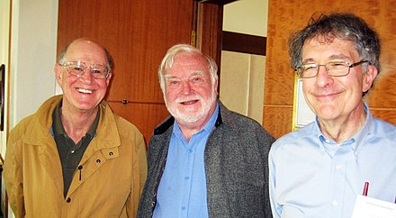 Good Project founders. From left: William Damon, Mihaly Csikszentmihalyi, and Gardner Goodworkteam.jpg