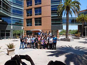 Google Code-in - Google Code-in 2015 Grand Prize winners' trip