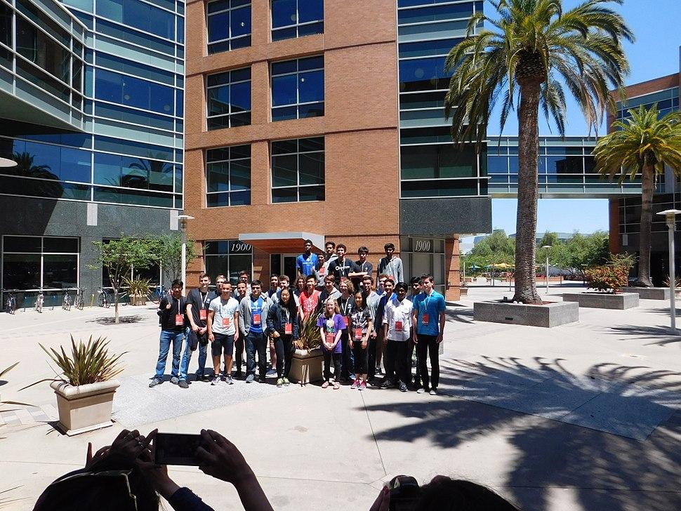 Google Code-in grand prize winners ceremony 12