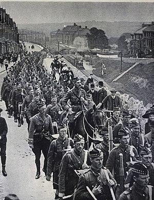 Gordon Highlanders - Gordon Highlanders (Plymouth, 1914)