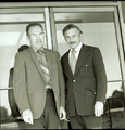 Gordon Moore and Robert Noyce at Intel SC1 in Santa Clara 1970.png