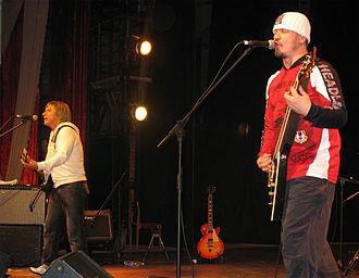 Gorky Park (band) - Gorky Park in 2006