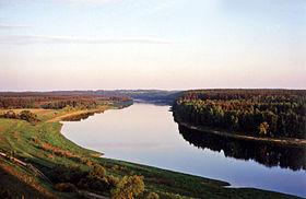 Вид с Васаргелишской смотровой башни