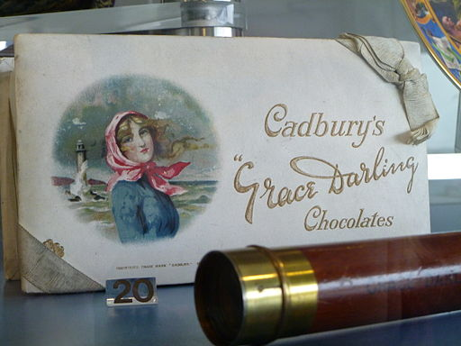 Grace Darling Chocolate Bar