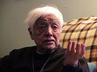 Michigan Women's Hall of Fame - Image: Grace Lee Boggs 2012